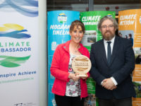 Centre Manager recognised for Outstanding Achievement in 2019 Climate Ambassador Awards!